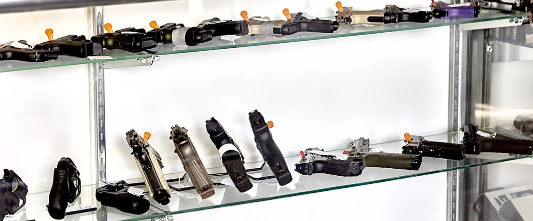 Huge Selection of New and Used Firearms